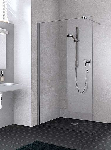 Kermi Walk-In series models Liga WALL