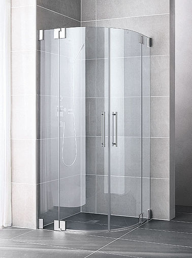 Kermi shower enclosure - Pasa - Quadrant shower enclosure