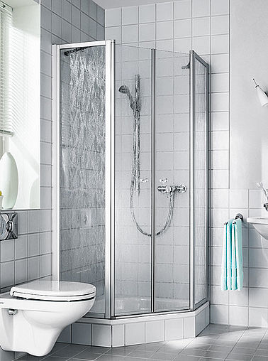 Kermi shower enclosure - Nova 2000 - Pentagon shower enclosure