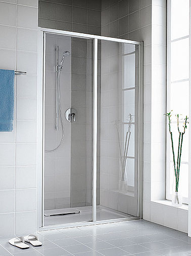 Kermi shower enclosure - Ibiza 2000 - Folding door