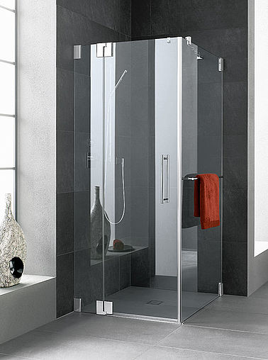 Kermi shower enclosure - Pasa - Corner entry