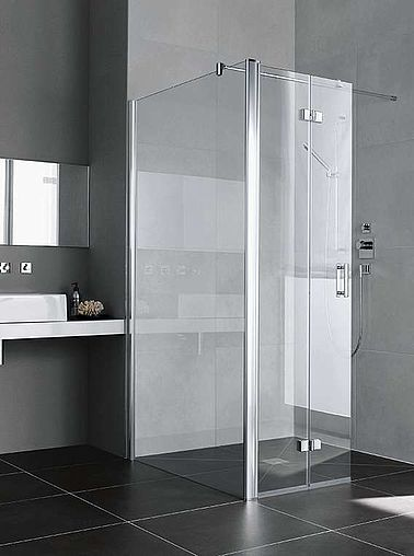 Kermi Walk-In series models Diga WALL