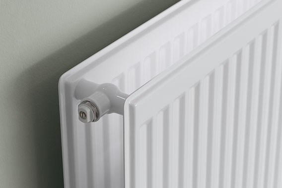 Kermi steel panel radiators therm-x2 Profil hygiene radiator. For special hygienic requirements
