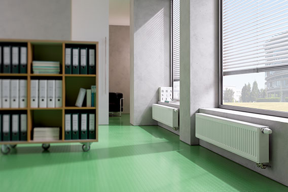 therm-x2 steel panel radiators