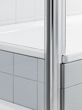 Kermi shower enclosure - Atea - Detailed picture