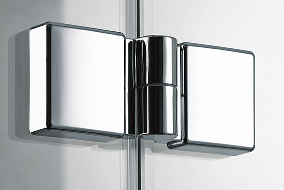 Kermi shower enclosures - Diga - Detailed picture: fittings