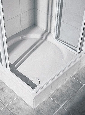 Kermi shower enclosure - Ibiza 2000 - Detailed picture: function