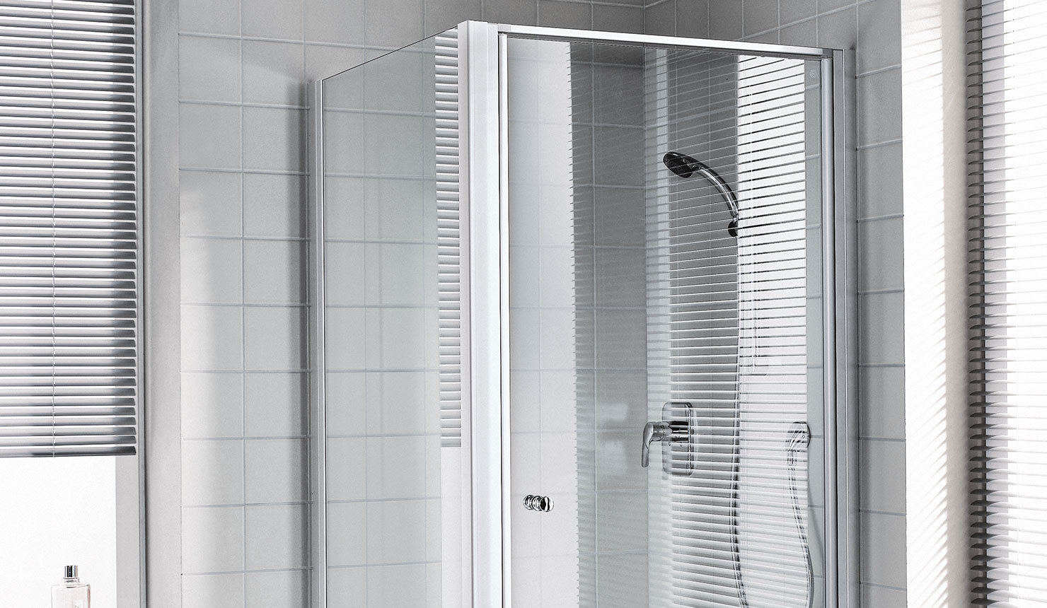 Kermi shower enclosure - Ibiza 2000 - Detailed picture
