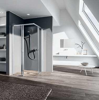Kermi shower enclosure - Liga