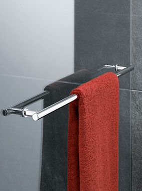 Kermi shower enclosure - Pasa - Detailed picture: towel rail