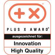 Plus X Award - Innovation - High Quality