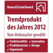 Home + Trend Award - Trend product of year 2012