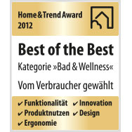 Home&Trend Award - Best of the Best 2012